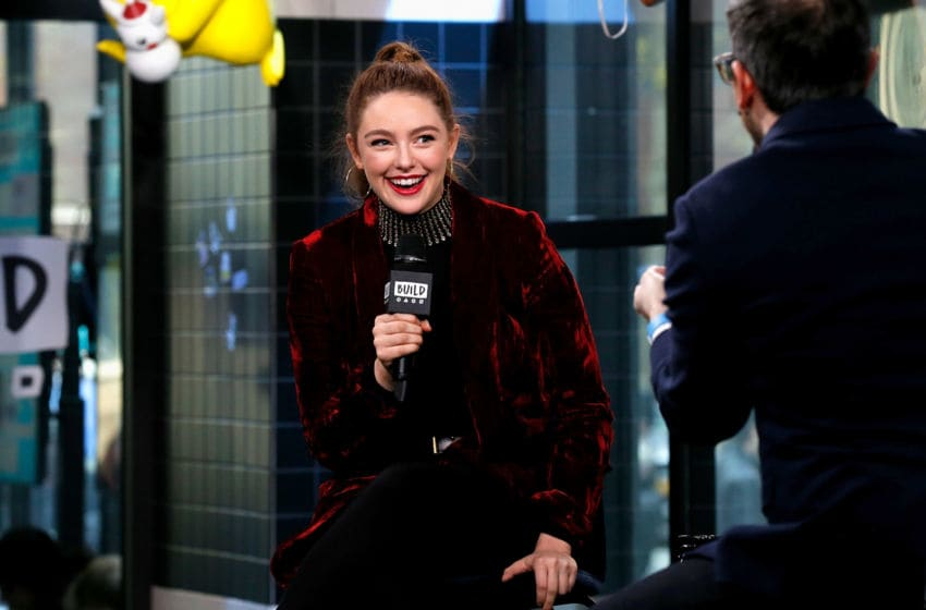 NEW YORK, NEW YORK - NOVEMBER 19: Danielle Rose Russell attends the Build Series to discuss 'Legacies' at Build Studio on November 19, 2018 in New York City. (Photo by Dominik Bindl/Getty Images)