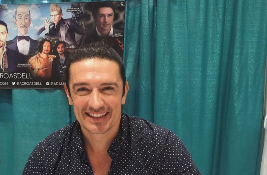 RALEIGH, NC - JULY 25: Adam Croasdell attends GalaxyCon Raleigh 2019 at Raleigh Convention Center on July 25, 2019 in Raleigh, North Carolina. (Photo by Bobby Bank/Getty Images)
