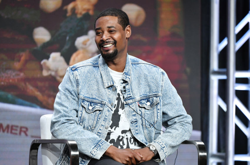 BEVERLY HILLS, CALIFORNIA - JULY 23: Danny Brown speaks at the TCA Press Panel for Viceland's Danny' House at The Beverly Hilton Hotel on July 23, 2019 in Beverly Hills, California. (Photo by Amy Sussman/Getty Images)