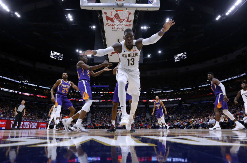 Cheick Diallo Phoenix Suns (Photo by Jonathan Bachman/Getty Images)