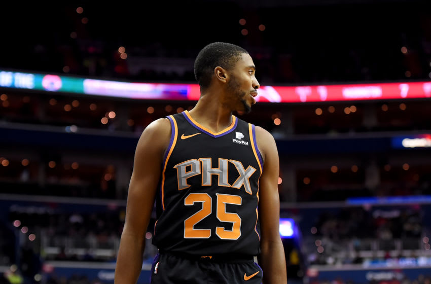 Phoenix Suns, Mikal Bridges (Photo by Will Newton/Getty Images)
