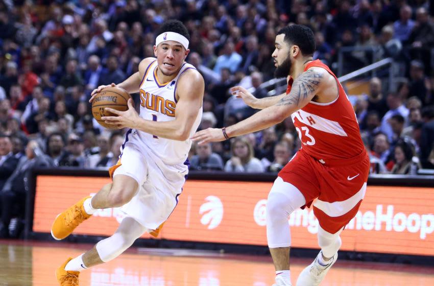 Fred VanVleet Phoenix Suns (Photo by Vaughn Ridley/Getty Images)
