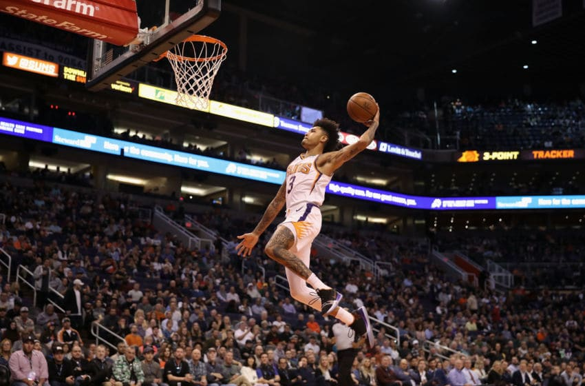 Kelly Oubre Phoenix Suns (Photo by Christian Petersen/Getty Images)