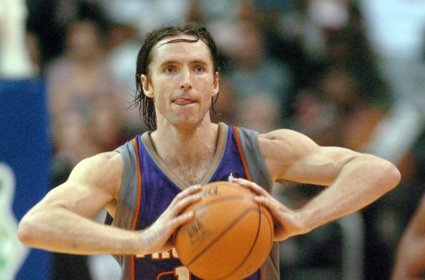 Phoenix Suns Steve Nash (Photo by George Bridges/MCT/MCT via Getty Images)