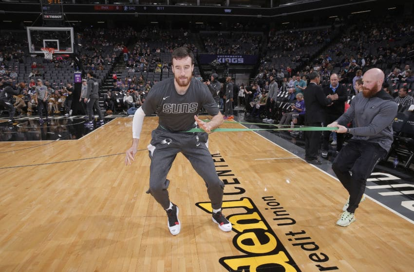 Frank Kaminsky, Phoenix Suns (Photo by Rocky Widner/NBAE via Getty Images)