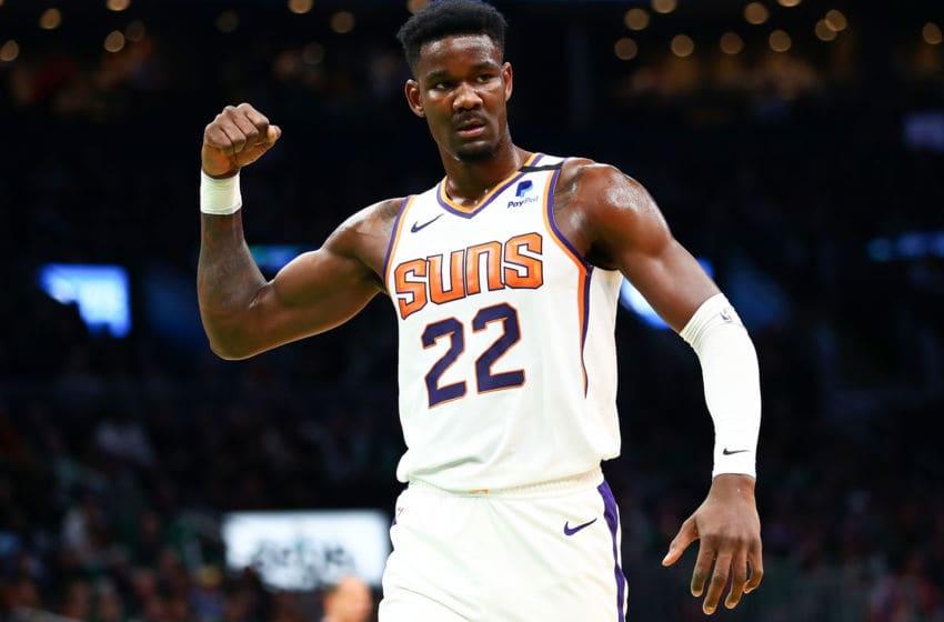 Phoenix Suns, Deandre Ayton (Photo by Adam Glanzman/Getty Images)
