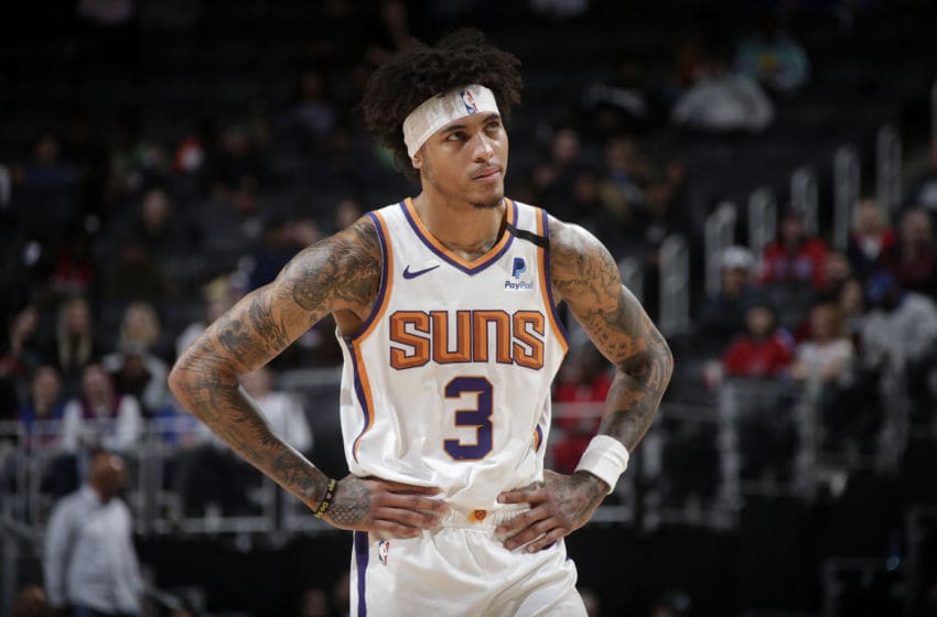 Kelly Oubre Phoenix Suns (Photo by Brian Sevald/NBAE via Getty Images)
