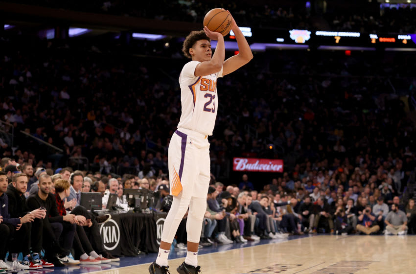 Phoenix Suns Cameron Johnson (Photo by Elsa/Getty Images)