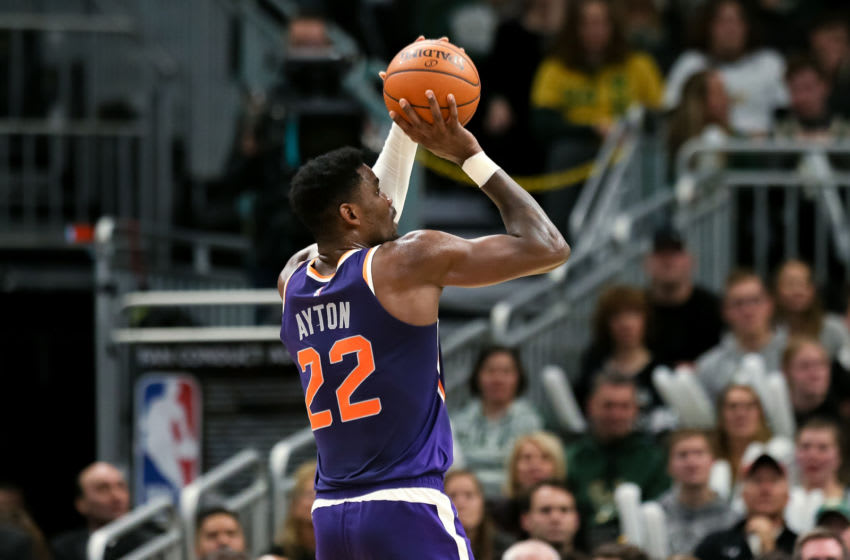 Phoenix Suns, Deandre Ayton (Photo by Dylan Buell/Getty Images)