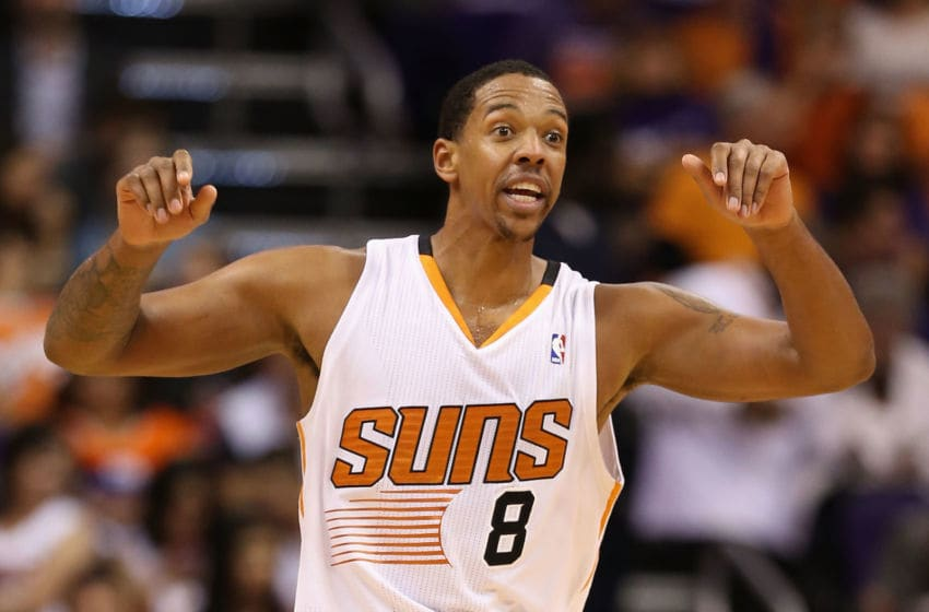 Channing Frye, Phoenix Suns (Photo by Christian Petersen/Getty Images)
