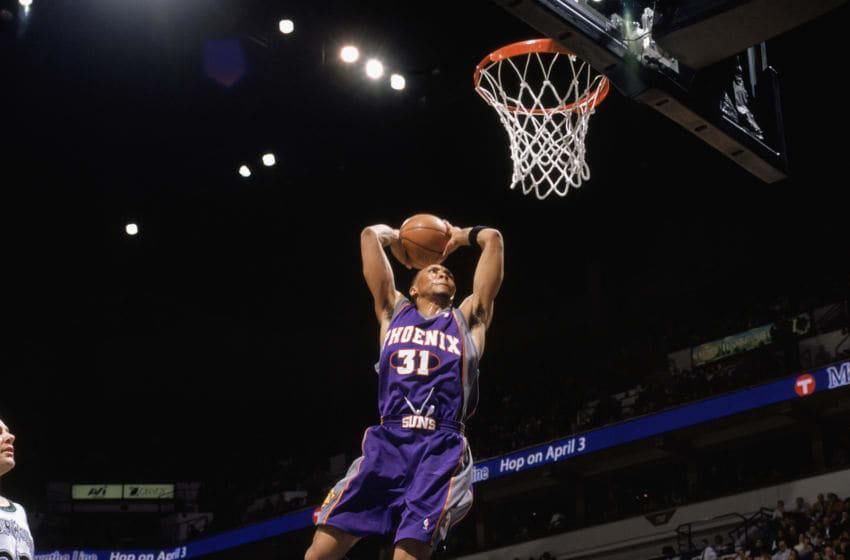 Shawn Marion Phoenix Suns (Photo by David Sherman/NBAE via Getty Images)