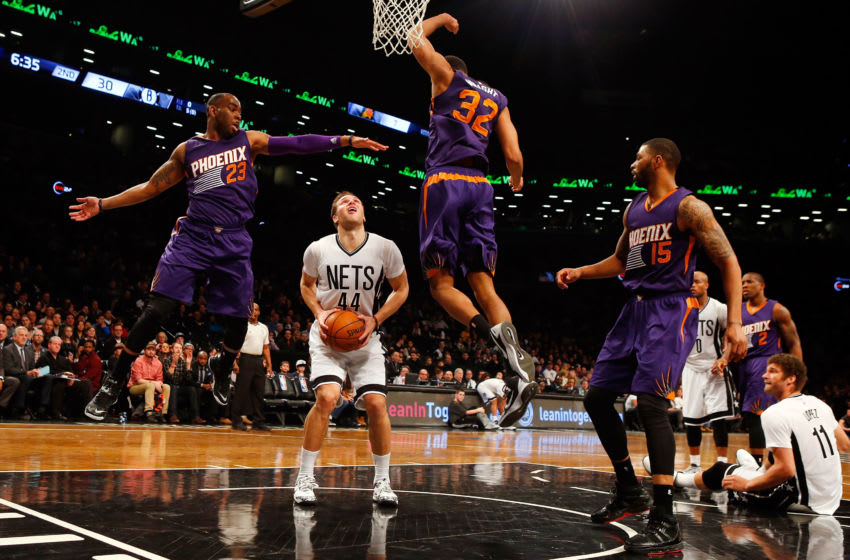 Phoenix Suns Marcus Thornton (Photo by Jim McIsaac/Getty Images)