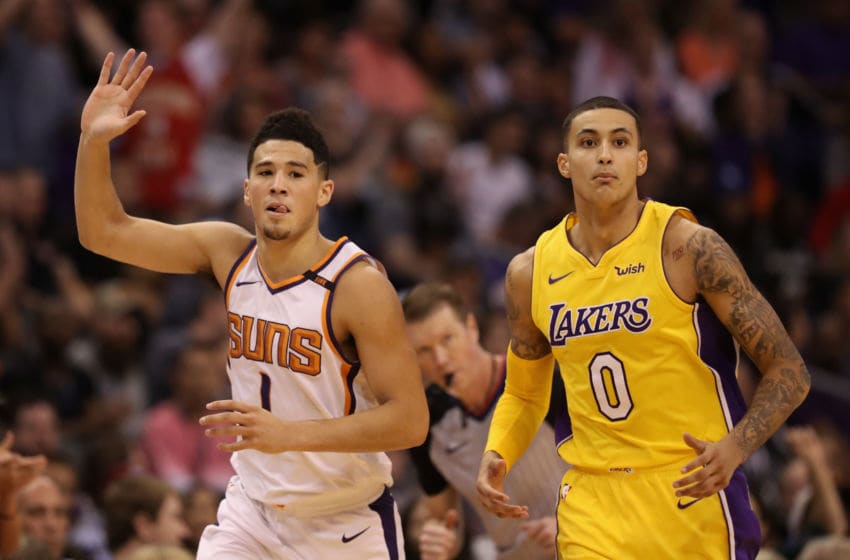 Los Angeles Lakers v Phoenix Suns (Photo by Christian Petersen/Getty Images)