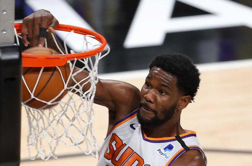 Phoenix Suns, Deandre Ayton (Photo by Kevin C. Cox/Getty Images)