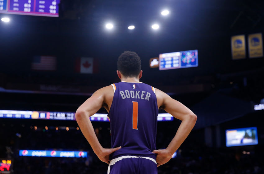 Devin Booker, Phoenix Suns (Photo by Lachlan Cunningham/Getty Images)