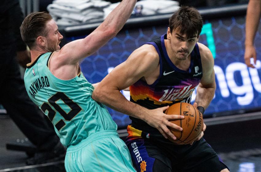 Phoenix Suns, Dario Saric (Photo by Jacob Kupferman/Getty Images)