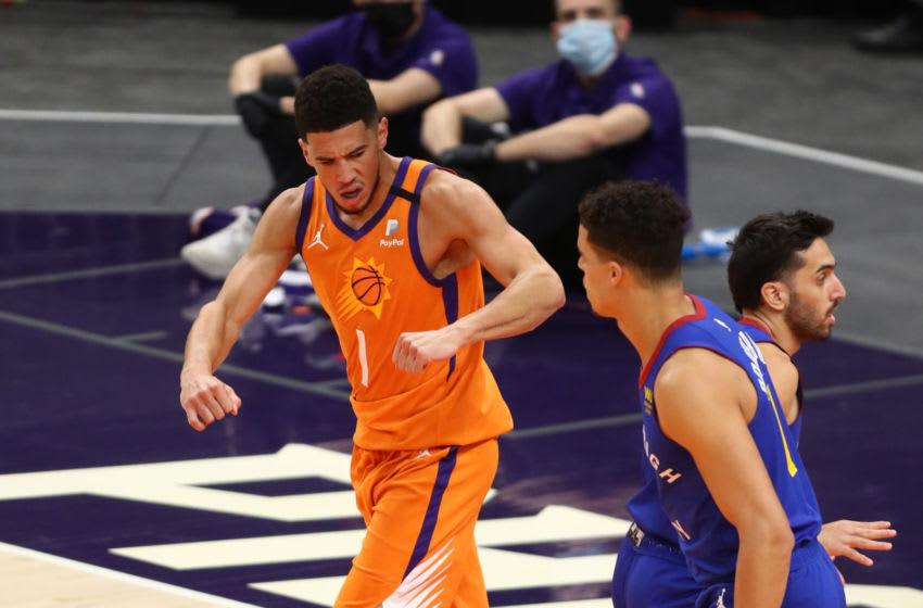 Phoenix Suns, Devin Booker (Photo by Mark J. Rebilas-USA TODAY Sports)