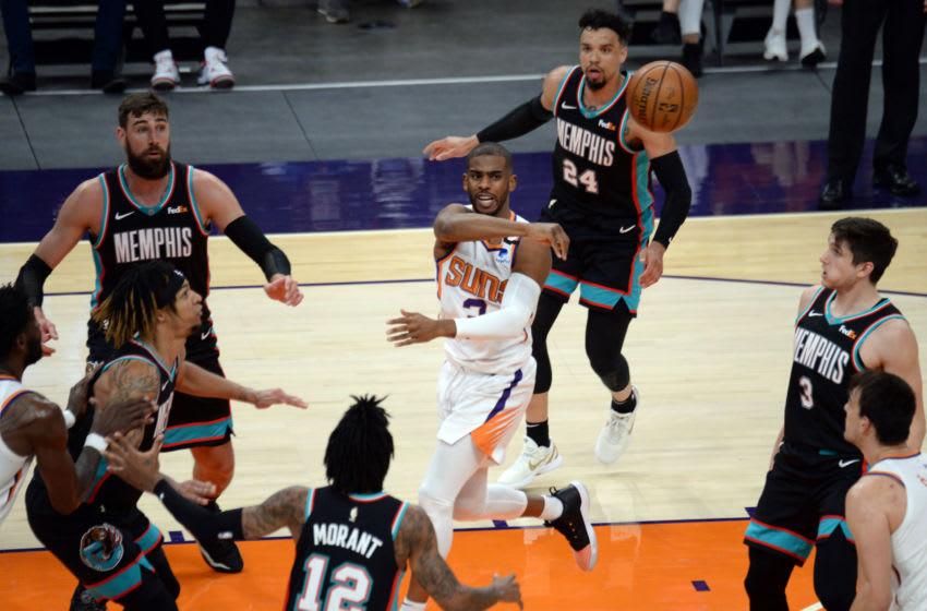 Phoenix Suns, Chris Paul (Joe Camporeale-USA TODAY Sports)