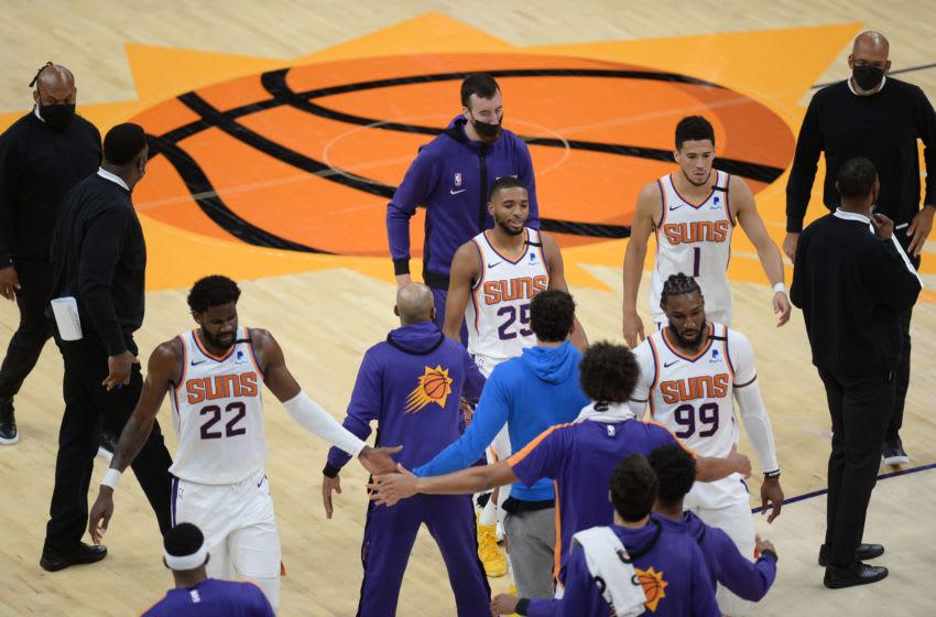 Phoenix Suns (Photo by Joe Camporeale-USA TODAY Sports)
