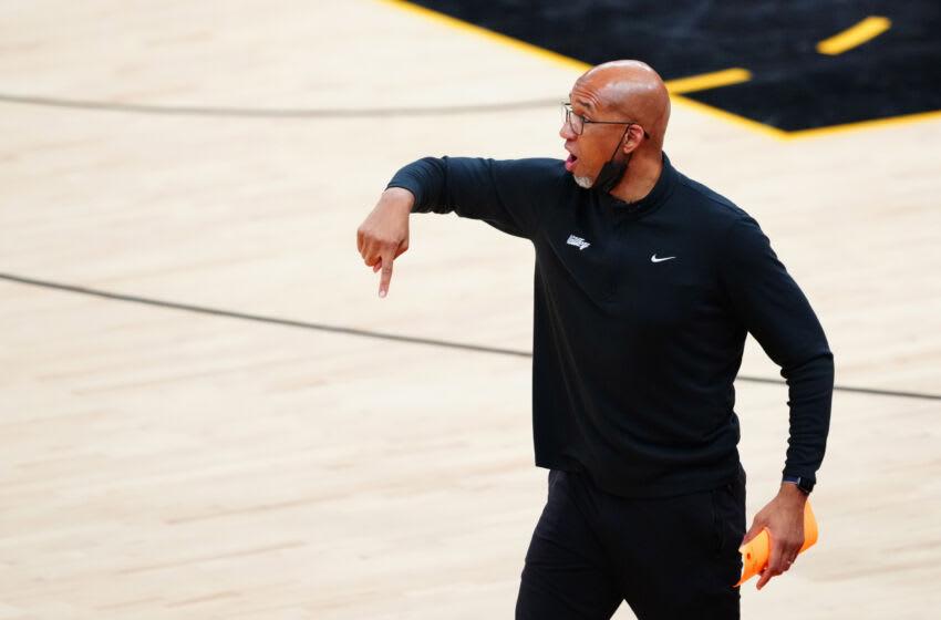 Phoenix Suns, Monty Williams. Mandatory Credit: Mark J. Rebilas-USA TODAY Sports