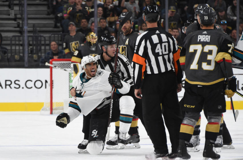Vegas Golden Knights: Kane suspended, less fireworks?