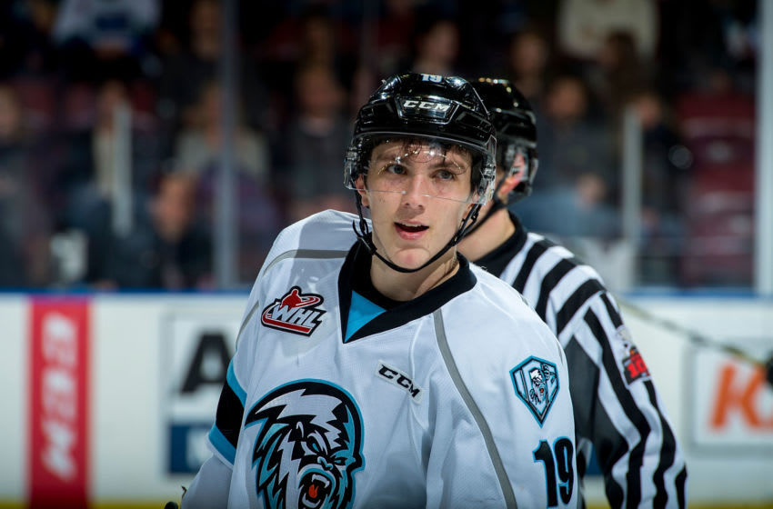 Kootenay Ice, Peyton Krebs #19 (Photo by Marissa Baecker/Getty Images)