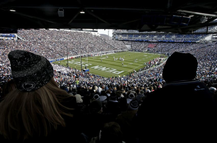 Penn State Nittany Lions. (Photo by Justin K. Aller/Getty Images)