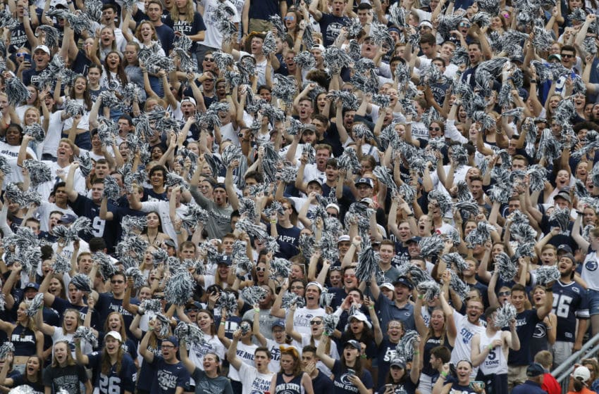 <> at Beaver Stadium on September 1, 2018 in State College, Pennsylvania.