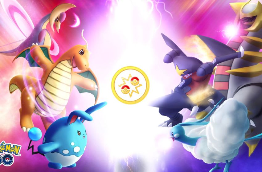 Photo: GO Battle League come to Pokemon GO.. Image Courtesy Niantic and The Pokémon Company International