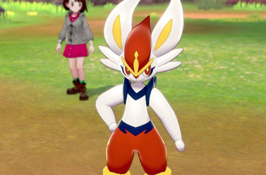 Photo: Pokemon Sword and Shield.. Image Courtesy The Pokemon Company International