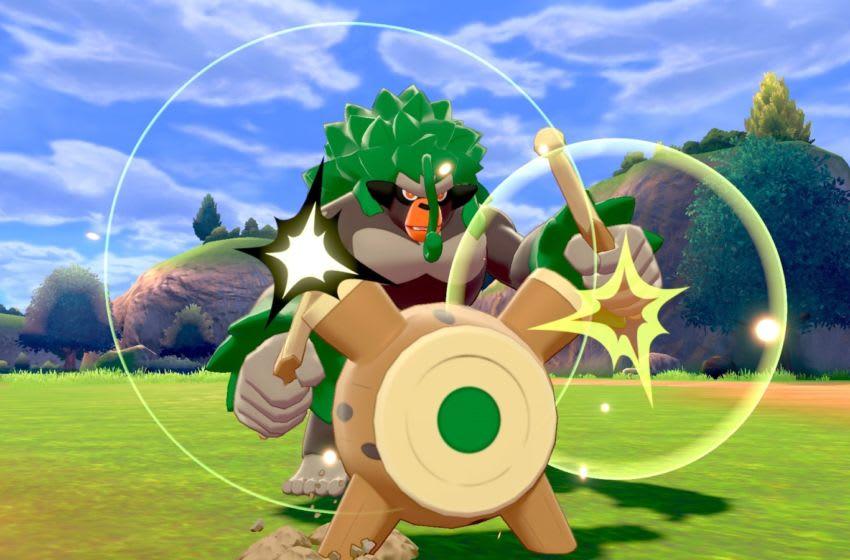Pokémon Sword and Pokémon Shield in-game shot. Image Courtesy The Pokemon Company International