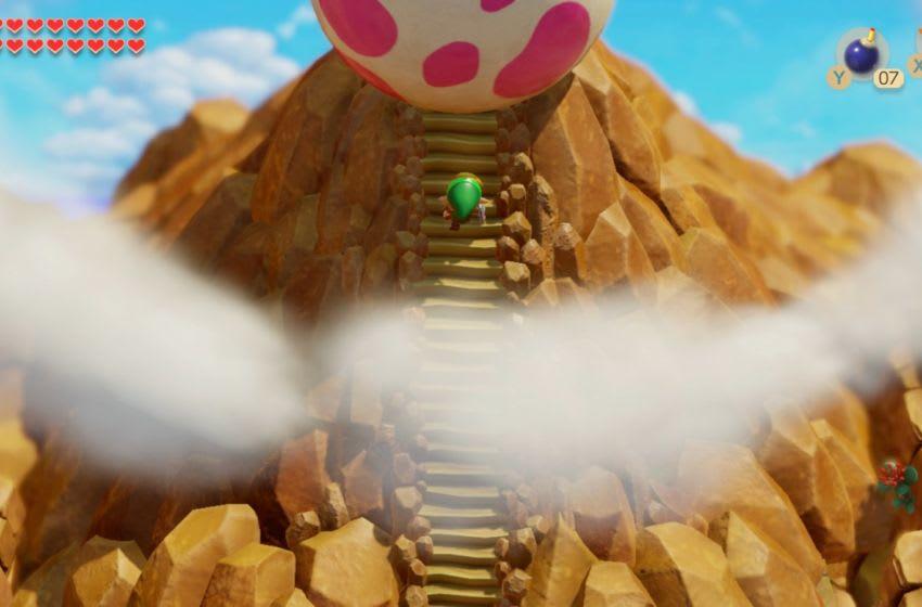 Still from The Legend of Zelda: Link's Awakening for Nintendo Switch from E3. Image: Nintendo