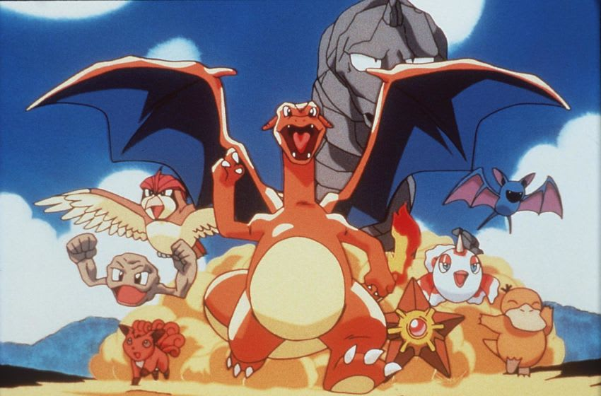 Pokemon: The First Movie. (Photo By Getty Images)