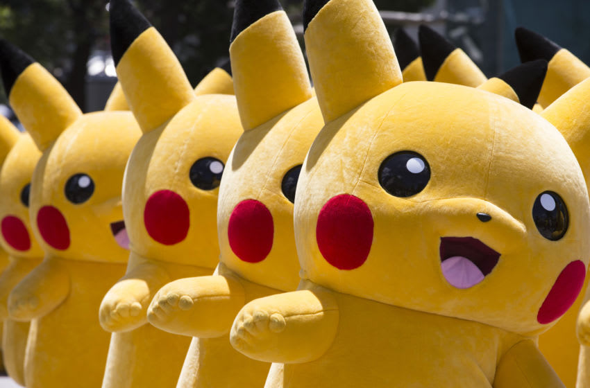 Pokemon (Photo by Tomohiro Ohsumi/Getty Images)