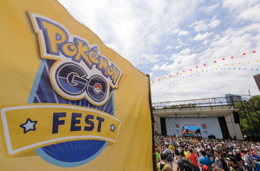 Pokemon GO Fest (Photo by Daniel Boczarski/Getty Images)
