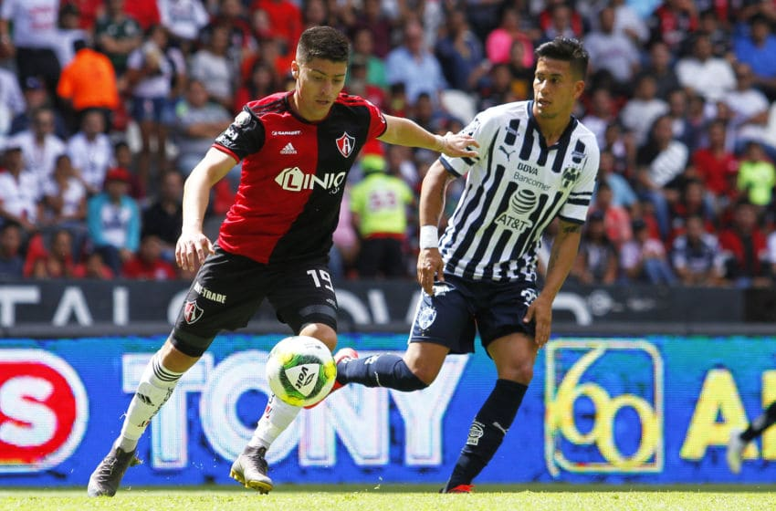 Atlas can play the spoiler and ruin the Rayados' season with a win in Monterrey. (Photo by Oscar Meza/Jam Media/Getty Images)