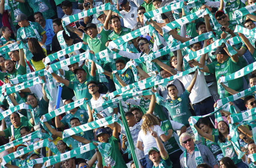 Leon fans have had plenty to cheer the past two seasons. (Photo by Leopoldo Smith/Getty Images)