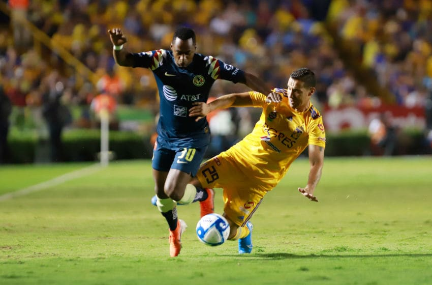 América and the Tigres have seven Liga MX titles between them this decade. (Photo by Alfredo Lopez/Jam Media/Getty Images)