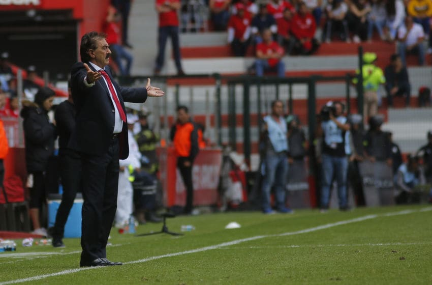 Ricardo La Volpe has been told his services will not be needed for the Clausura 2020. (Photo by Angel Castillo/Jam Media/Getty Images)