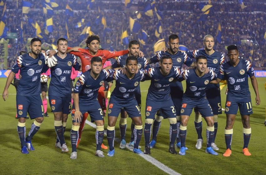 América boasts the second-highest payroll in the Liga MX, but qualified for the playoffs as the No. 6 seed. (Photo by Azael Rodriguez/Getty Images)