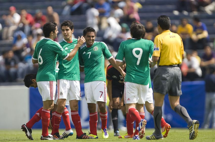 Liga MX owners decided to gradually reduce the number of foreign players per team with the idea of boosting young Mexican players. (Photo by Angel Delgado/Clasos.com/LatinContent via Getty Images)