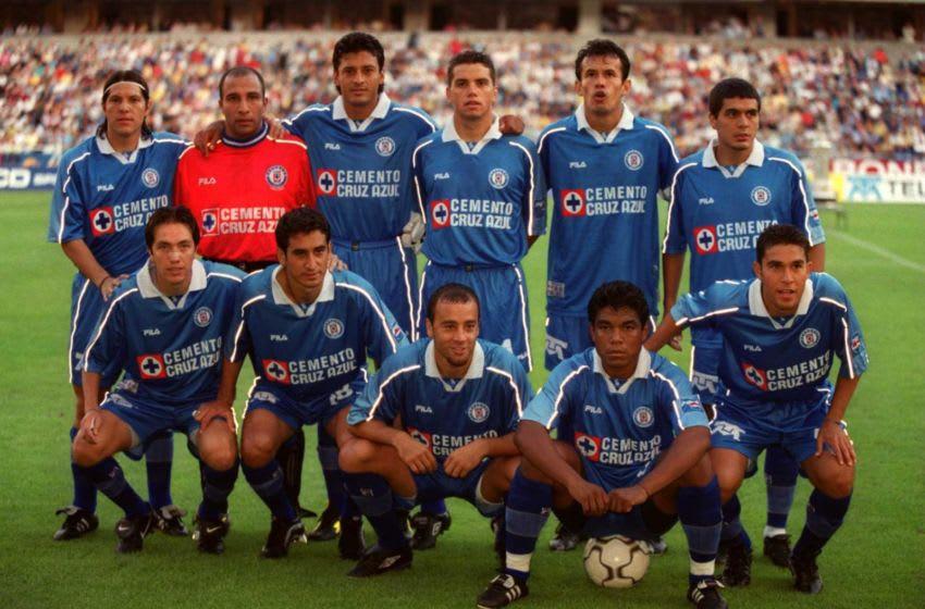 Cruz Azul team group (Photo by Tony Marshall/EMPICS via Getty Images)