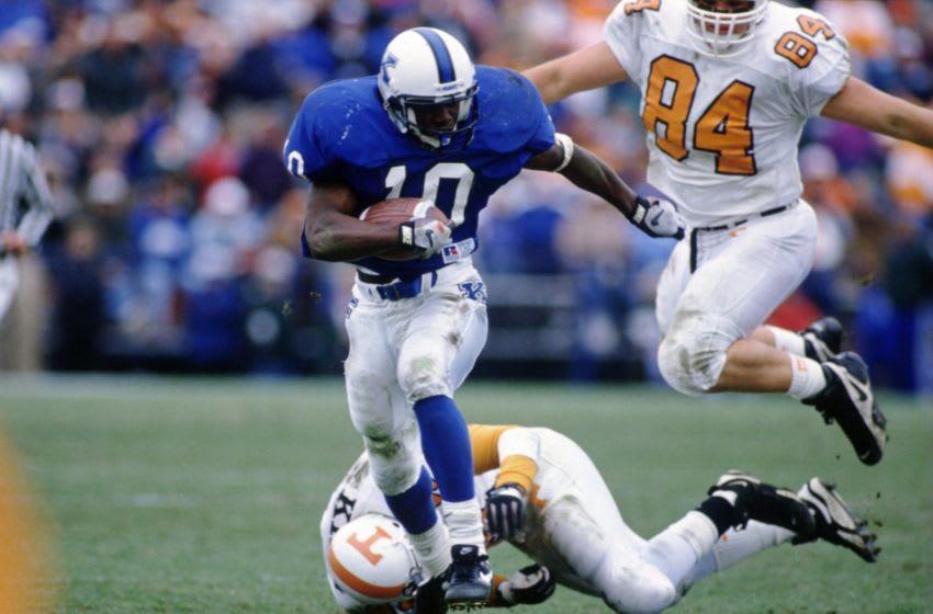 Moe Williams of Kentucky 1993.