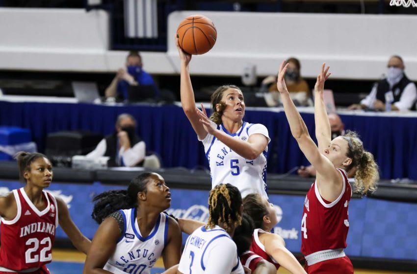 Kentucky Wildcats Blair Green Credit: Sam Upshaw Jr.-USA TODAY Sports