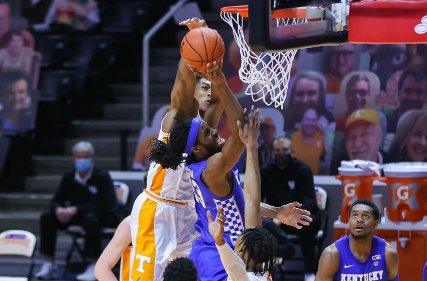 Kentucky forward Isaiah Jackson (credit: Randy Sartin-USA TODAY Sports