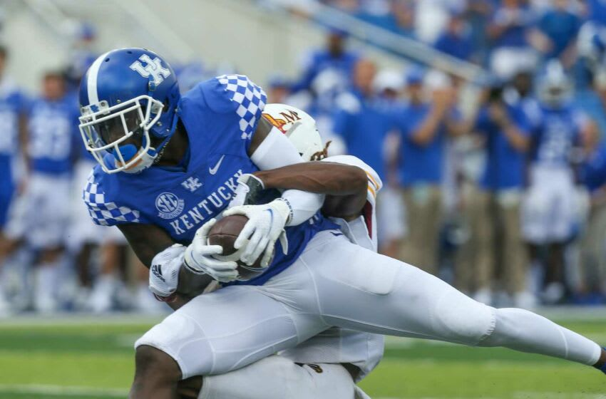 Kentucky's Josh Ali