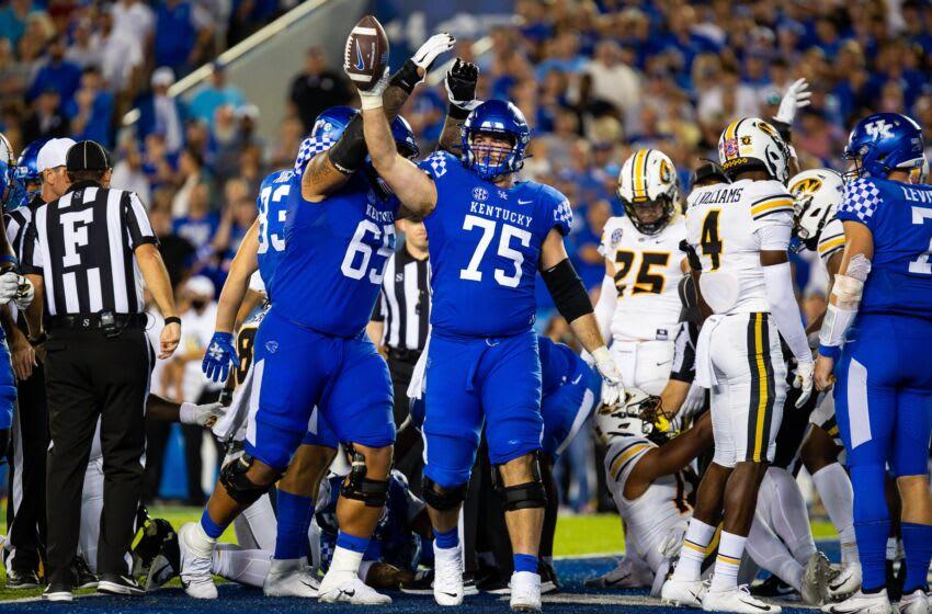 Kentucky guard Eli Cox ( Credit: Jordan Prather-USA TODAY Sports)