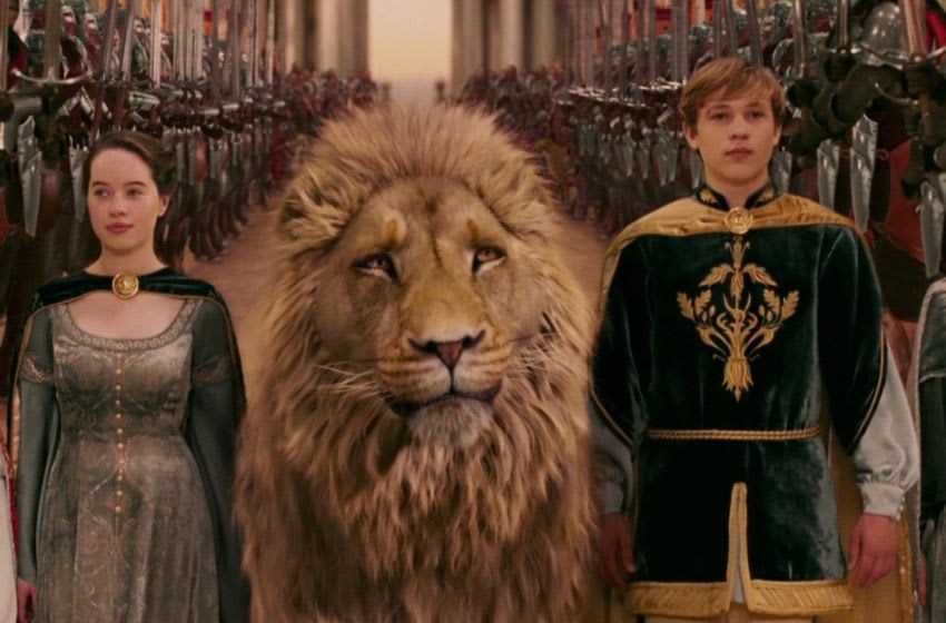 Image: Walt Disney Pictures/The Lion, The Witch and the Wardrobe