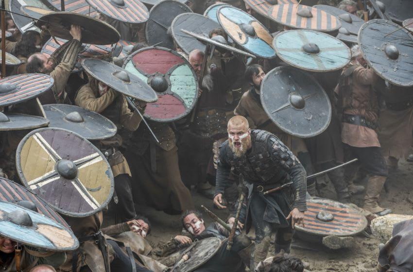 Image: Vikings/History
