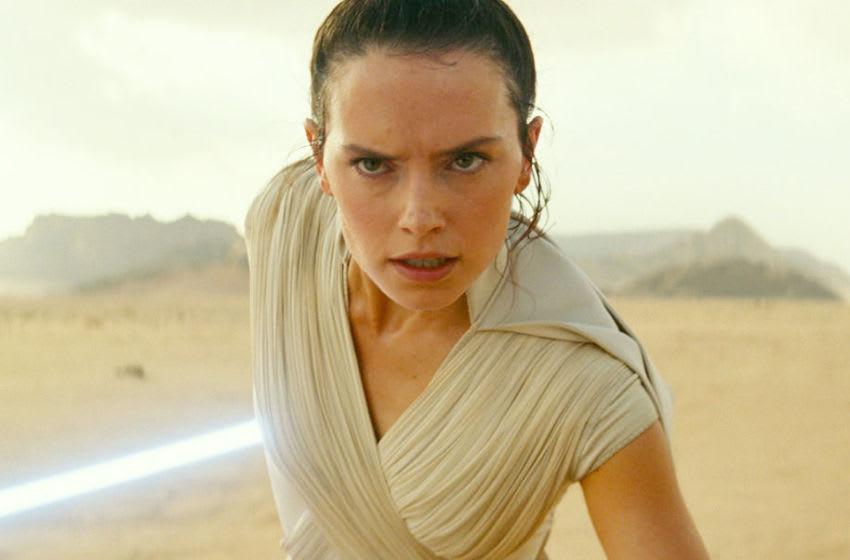 Rey in The Rise of Sywalker. Lucasfilm